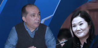 David Lovatón - Keiko Fujimori - Foto-Congreso