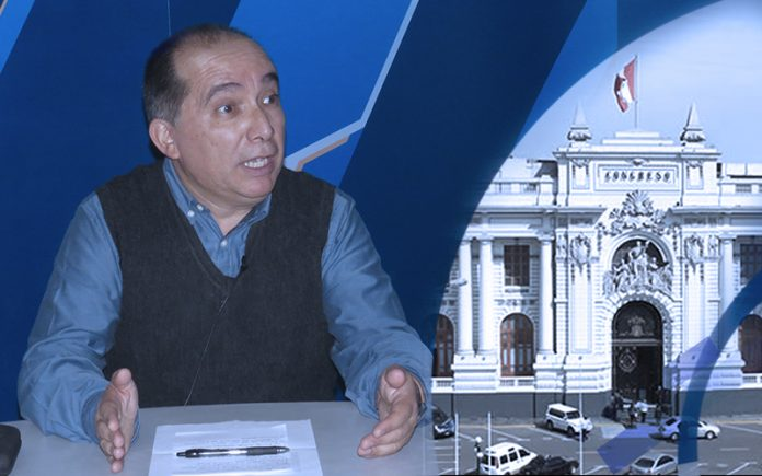 David Lovatón - Poder Legislativo (Foto: Congreso)