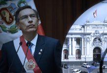 Martín Vizcarra - Congreso - Foto: Congreso