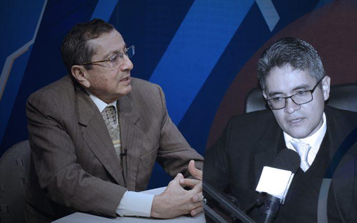 Víctor Cubas Villanueva - José Domingo Pérez - Ideeleradio