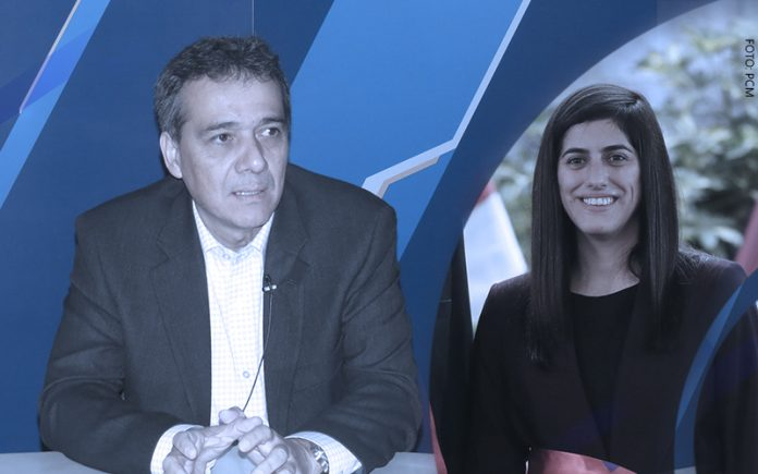 Alonso Segura - María Antonieta Alva (Foto: PCM)