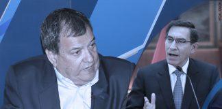 Jorge Nieto - Martín Vizcarra (Foto: PCM)