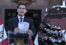 Martín Vizcarra - Pleno (Foto: PCM - Congreso)