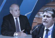 Pedro Cateriano - Alan García (Foto: Congreso)