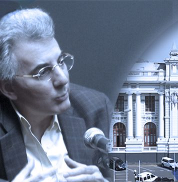 Álvaro Vargas Llosa - Congreso (Foto: Parlamento)
