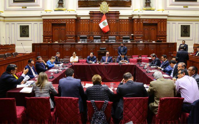 Comisión Permanente (Foto: Congreso)