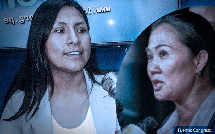 Maritza Quispe vs Keiko Fujimori - Ideeleradio