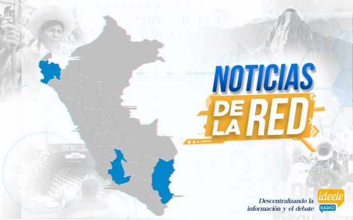 Red Nacional de Ideeleradio - Viernes 06 de diciembre del 2019