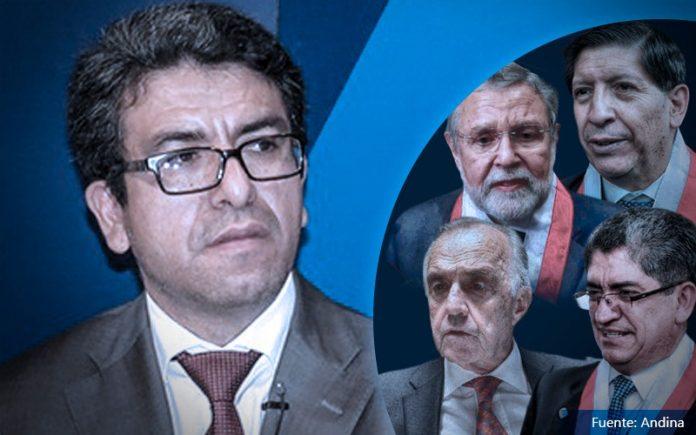 Pedro Grández y Tribunal Constitucional - Ideeleradio
