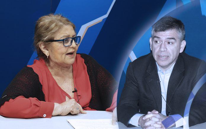 Carmen González - Julio Guzmán - Ideeleradio