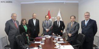 Comisión Especial de la Junta Nacional de Justicia - Foto-Andina