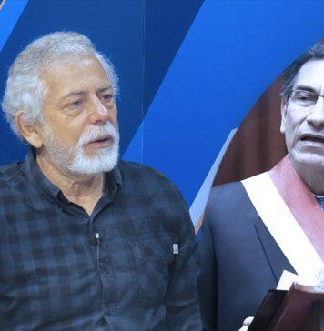 Gustavo Gorriti - Martín Vizcarra