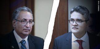 José Lecaros - José Domingo Pérez (Foto-Congreso)