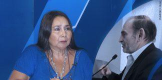 Aida García Naranjo - Yehude Simon (Foto: Congreso)