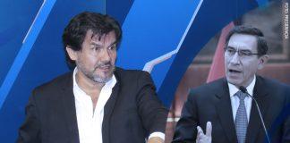 Javier Torres - Martín Vizcarra (Foto: Presidencia)