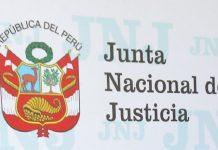 Junta Nacional de Justicia (Foto: Andina)