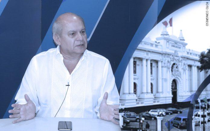 Pedro Cateriano - Congreso (Foto: Parlamento)