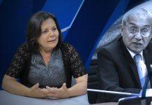 Rocío Silva Santisteban - Pedro Chávarry (Foto: Congreso)
