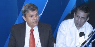 Santiago Gastañadui - Ollanta Humala - Ideeleradio