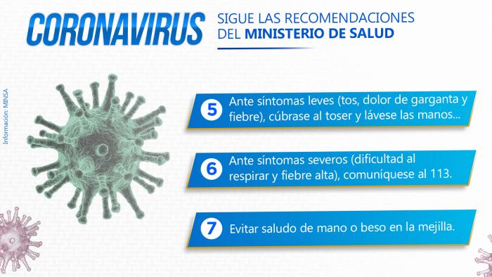 Coronavirus - Ideeleradio (Recomendaciones del Ministerio de Salud) 2