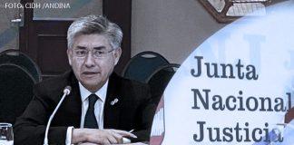 Joel Hernández - Junta Nacional de Justicia (Foto: CIDH - Andina)