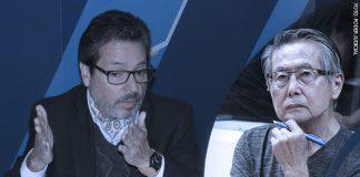 Antonio Maldonado - Alberto Fujimori (Foto: Poder Judicial)
