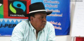 Clímaco Cárdenas (Foto: Conveagro)