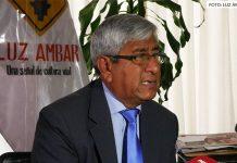 Luis Quispe Candia - Foto: Luz Ámbar