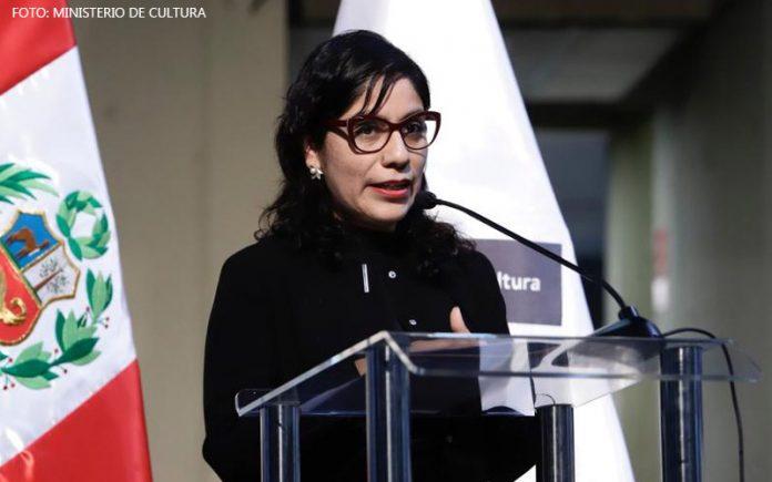 Ángela Acevedo - (Foto: Ministerio de Cultura)