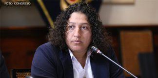 Fabiola Muñoz (Foto: Congreso)