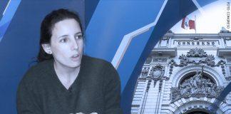 María Alejandra Campos - Congreso (Foto: Congreso)