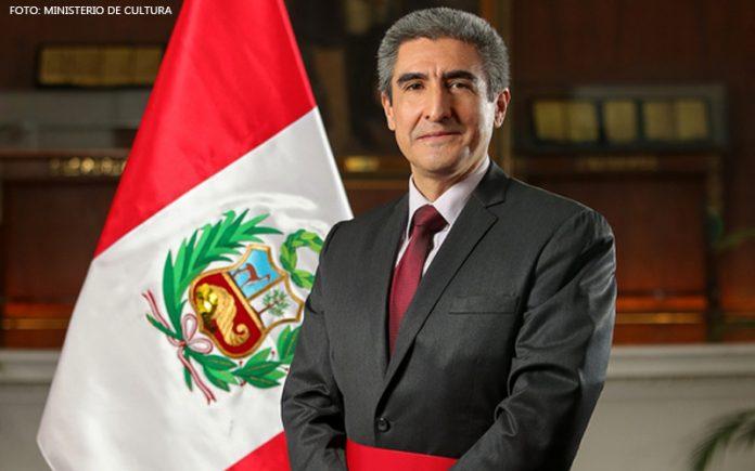 Alejandro Neyra (Foto: Ministerio de Cultura)