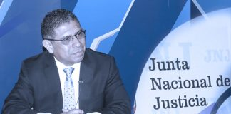 César Azabache - Junta Nacional de Justicia (Foto: Andina)