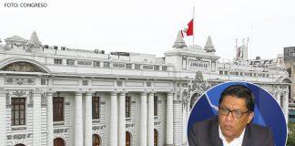 Congreso de la República - Vicente Zeballos (Foto: Congreso)