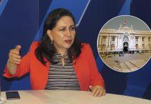 Gloria Montenegro - Congreso (Foto: Congreso)