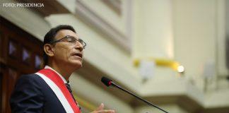 Martín Vizcarra (Foto: Presidencia)