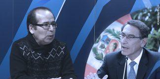 Ronald Gamarra - Martín Vizcarra - Ideeleradio