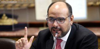 Daniel Alfaro (Foto: Congreso)