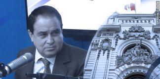 Fredy Otárola - Parlamento (Foto: Congreso)