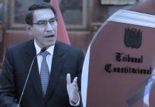 Martín Vizcarra - Tribunal Constitucional (Foto: Congreso)