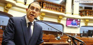 Walter Martos - Parlamento (Foto-Congreso de la República)